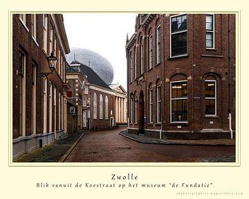 Zwolle, blik op de undatie
