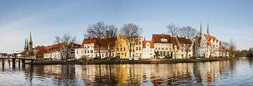 Malerviertel Lübeck sur Werner Reins