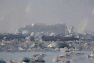 Antarktis von Maurice Dawson