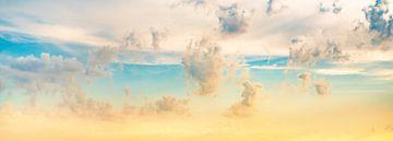Farbenfroher Himmel von Günter Albers