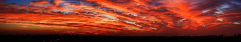 Fire in the sky van Terra- Creative