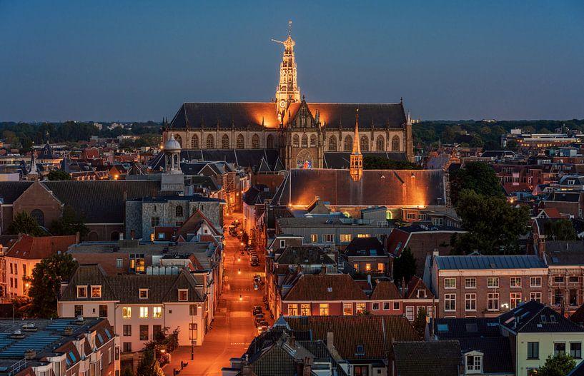 St Bavokerk van Reinier Snijders
