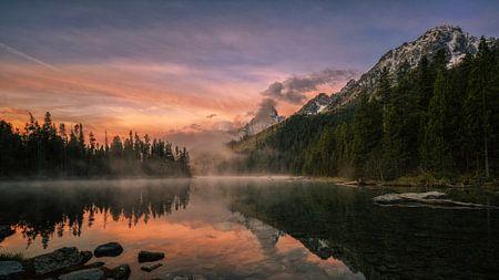 Grand Teton, Wyoming USA