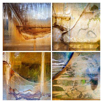 glaskunst van Eugene Winthagen