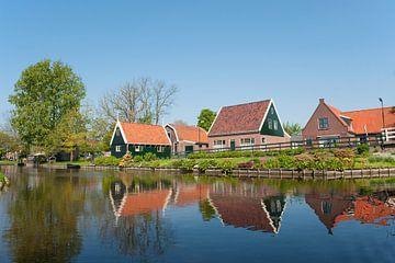 Karakteristiek plaatsje in de kop van Noord-Holland van Ivonne Wierink