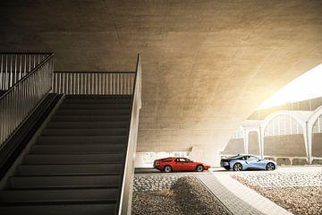 BMW heritage  van