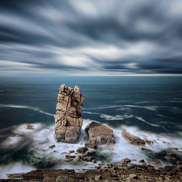 Bewolkt weer van Manjik Pictures