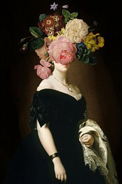 Her Portrait von Marja van den Hurk