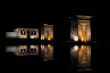 Templo de Debod van Harro Jansz