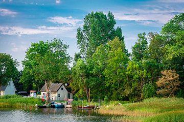 Idyllischer Ort auf Rügen, Deutschland von Rietje Bulthuis