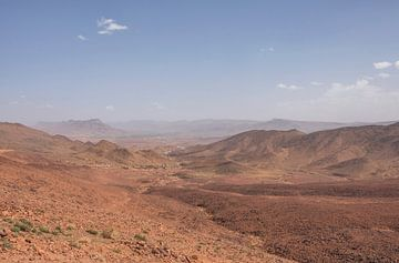 Wüste Sahara (Erg Chegaga - Marokko) von Marcel Kerdijk