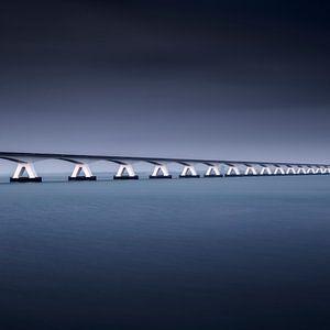 Zeelandbrücke von Frank Peters