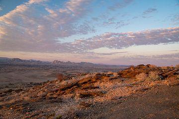 Tausend Hügel Namibia von Danielle van Leeuwaarden