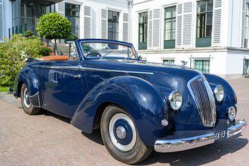 Bentley MK VI Roos carrosserie 1948 voiture classique sur Sjoerd van der Wal