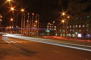 Maastricht by night van
