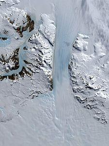 Byrd Gletsjer, Antarctica