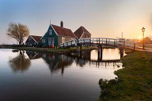 Een brug naar huis van Koen Sachse
