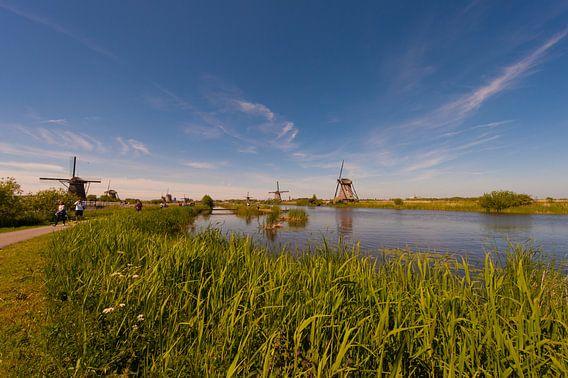 Kinderdijk Windmills in Holland