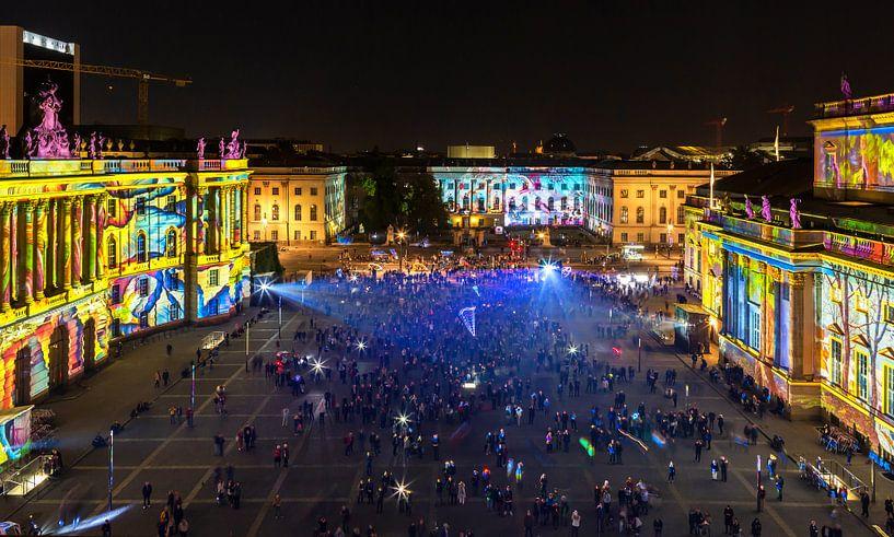 Berlijn Bebelplatz van Frank Herrmann