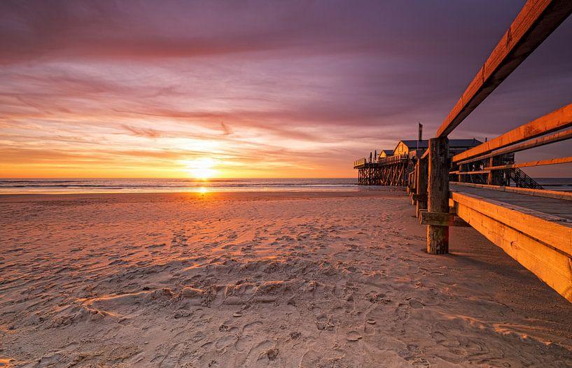 Sonnenuntergang SPO von Dirk Thoms
