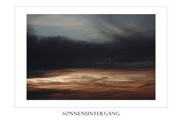 Sonnenuntergang von Felix Lachmann