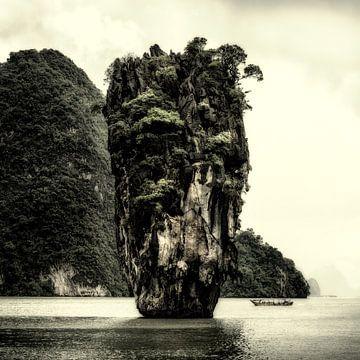 Khao Phing Kan - James-Bond-Insel von Keesnan Dogger Fotografie