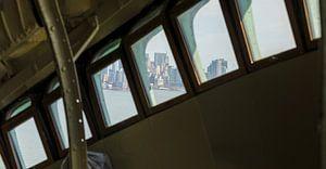 New York,  Statue of Liberty, Vrijheidsbeeld van Fikri calkin
