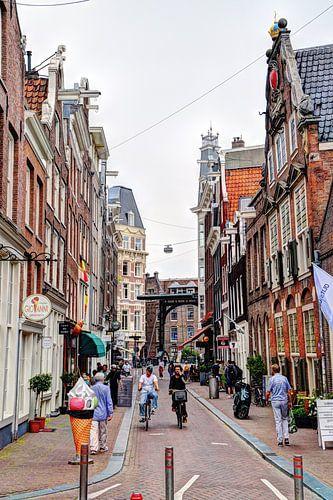 Zuiderkerk Binnenstad van Amsterdam Nederland
