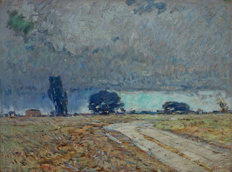 William Forsyth nähert sich dem Sturm von finemasterpiece