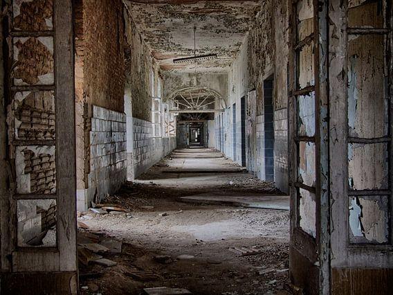 Abandoned van Tineke Visscher