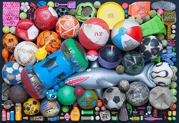Plastic Soep, Kinderspeelgoed van Floris Kok