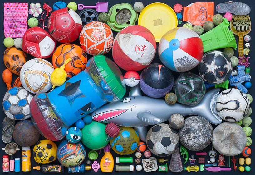Plastiksuppe, Kinderspielzeug von Floris Kok