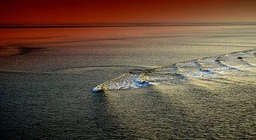 Wellenspiele van bernd hiep