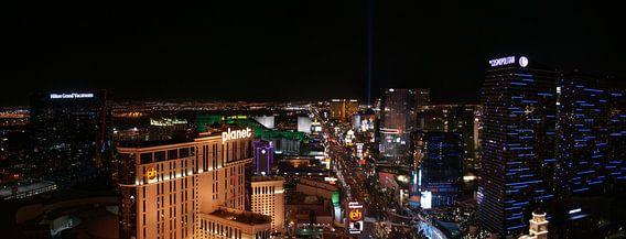 Las Vegas The Strip II van Danny van Schendel