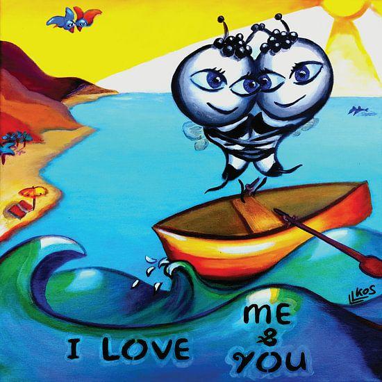 I love me & you