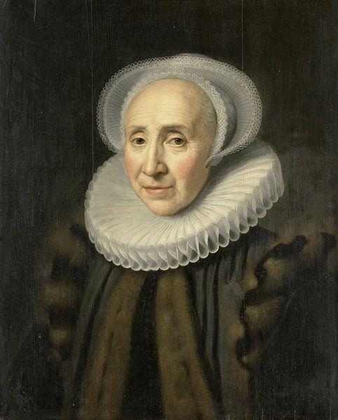 Volckera Claesdr Knobbert - Michiel Jansz. van Mierevelt von Marieke de Koning