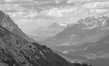 Rocky mountains van