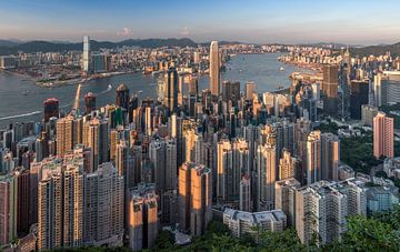 Hong Kong sur Reinier Snijders