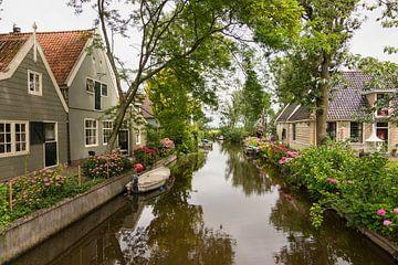 Sommer in Broek in Waterland von Charlene van Koesveld