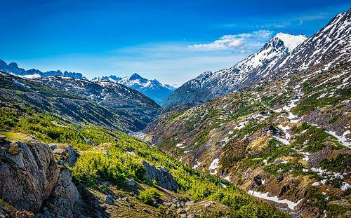Niemandsland, grensgebied tussen Canada en Alaska