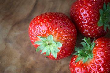 aardbeien food van Kristof Ven