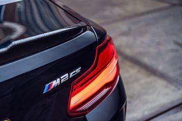BMW M2 CS detail van Bas Fransen