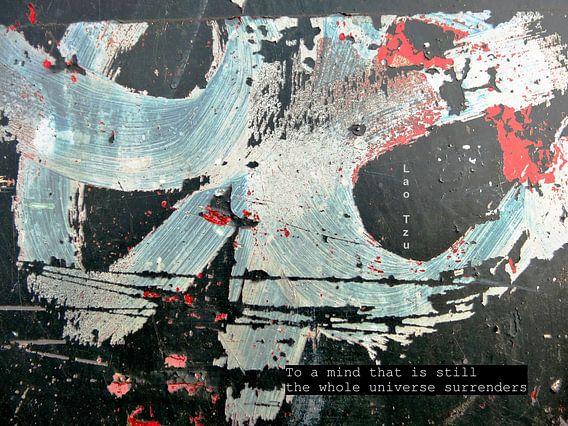 Lao Tzu: To a MIND That Is Still... van MoArt (Maurice Heuts)
