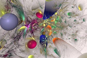 Space Balls van Markus Wegner