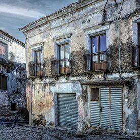 woning met garage Italië Calabrië van Dick Jeukens