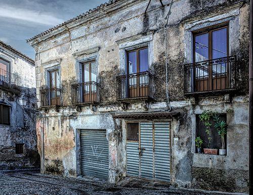 woning met garage Italië Calabrië