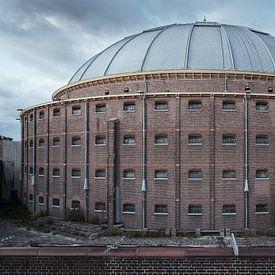 Die Kuppel: über der Mauer von Olaf Kramer