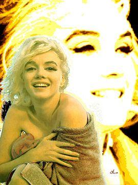 Marilyn Monroe   |   Sunny MM von Dirk H. Wendt