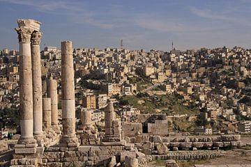 Ruines à Amman sur Gert-Jan Siesling