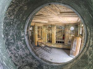 Lost Place - Beelitz Heilstätten van